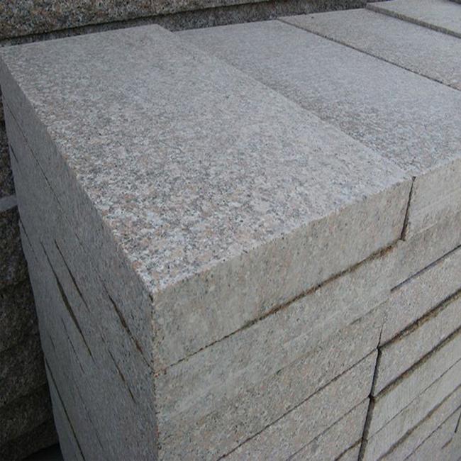 五莲红路沿石生产